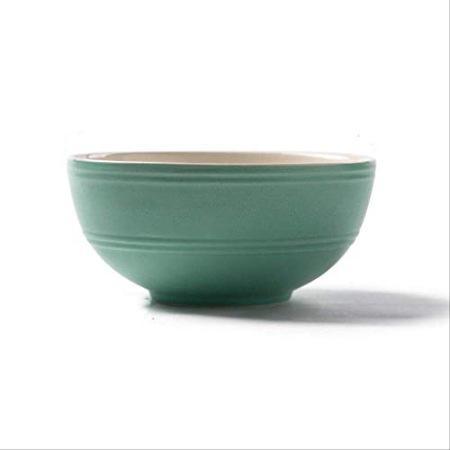 GJDBBLY schalen in Japanse stijl creatief keramisch porselein, Bowl raam rijstkoker schalen Noodle Bowls Fruit Salad Container