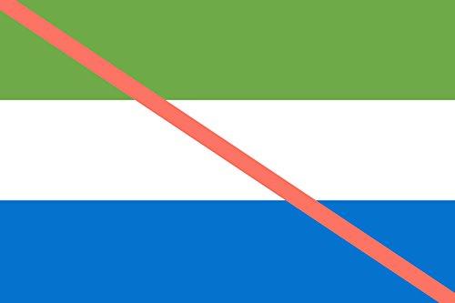 magFlags Bandera Large Zapardiel de la Cañada, en Ávila España | Bandera Paisaje | 1.35m² | 90x150cm