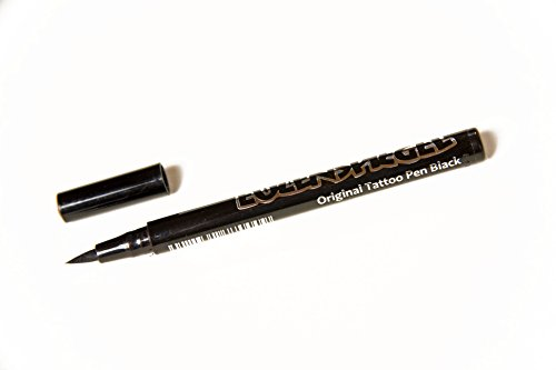 Eulenspiegel 770009 - Tattoo Stift - Schwarz - 0,5 mm