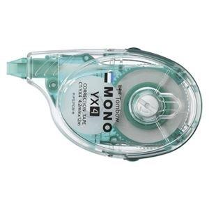 (まとめ) トンボ鉛筆 修正テープモノYX 本体 CT-YX4 1個入 【×10セット】 〈簡易梱包