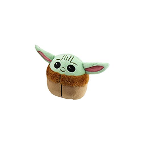 Star Wars Yoda Bebé Muñeco De Peluche Almohada De Juguete Que Rodea La Decoración Alienígena Modelo De Estatua De Peluche De Juguete,10cm