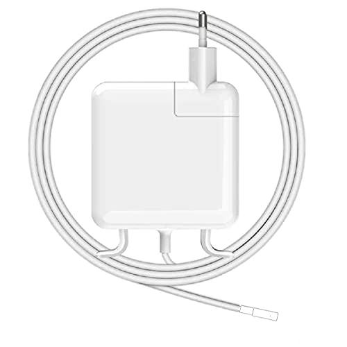 """Zasunky Chargeur Mac Book Pro 85W, Mags Safe 1 Compatible avec Mac Pro 13"""" 15"""" Pouces 2009 2010 2011 2012à Mi-2012, Chargeur en L-Tip Magnétique pour A1212 A1286 A1278 A1181 etc …"""
