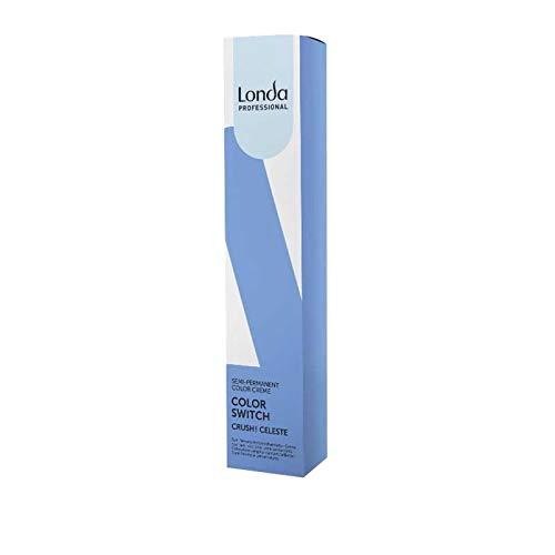 Londa Professional Color Switch Crush! Celeste Semi-Permanent Color Creme, 80 ml