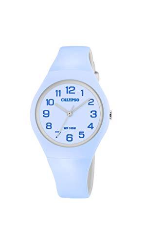 Calypso Reloj Analógico para Mujer de Cuarzo con Correa en plástico K5777/2