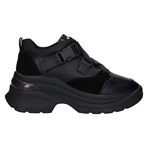 SIXTY SEVEN Chaussures de Sport pour Femme 30264 C48093 ACTLED Negro Taille 39 EU