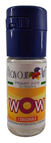 Wow Flavour Art E-Liquid 10ml 0