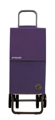 ROLSER Einkaufsroller DOS+2 / PARIS / PAR005 / more / 39 x 31 x 105 cm / 44 Liter / 40 kg Tragkraft