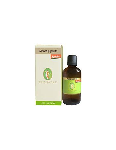 Flora - Aceite esencial de menta Piperita Bio...