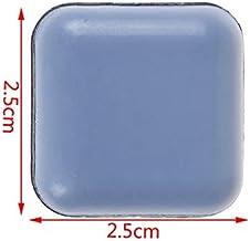 JINAN 4 stuks / 6 stuks / 8 stuks Slider Pad meubels tafelframe bescherming Coaster tapijt vloer Magische beweegbare anti-...