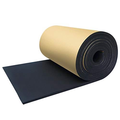 KangJ-Wall Decoratie Kangjz buitenisolatie katoen, winterisolatie katoen zwart isolerende stoffen binnenkant geluidsabsorberende platen mooi en duurzaam