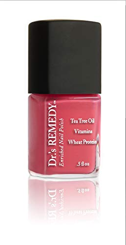 Dr.'s REMEDY Enriched Nagellack, Peaceful Pink Coral, 14 ml