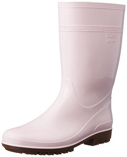 ミドリ安全 ハイグリップ長靴 26.5cm ピンク HG2000N