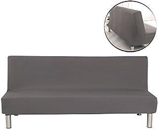 Surenhap Funda de sofá Cama Extensible, Plegable, Todo Incluido y Plegable sin reposabrazos