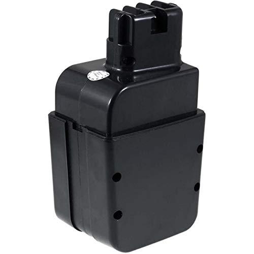 Batería para metabo Cortasetos Hs A 8043 (Contacto-clavija), 12,0V, NiCd