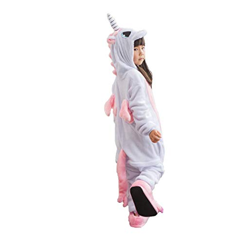 emmarcon Pigiami Animali da Bimbi Bambini Tuta Costume Carnevale Halloween Festa Cosplay unisex-uniRO140