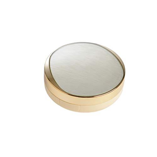 Minkissy Coussin D'air Pouf Boîte Bb Cc Crème Conteneur Étui Coussin Étui Dressing Boîte à Poudre avec Miroir