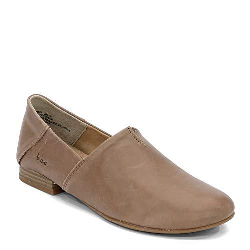 b.o.c. Women's Suree Taupe Leatherflats-Shoes 8.5 B(M) US
