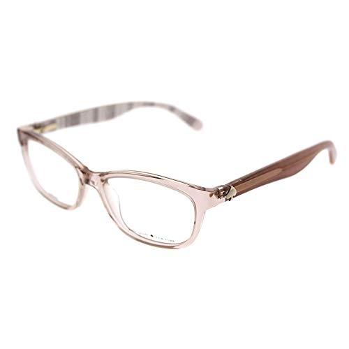Kate Spade Brylie 0QGX Beige Striped White Eyeglasses