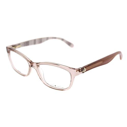 Kate Spade Brylie 0QGX Beige Striped White Eyeglasses