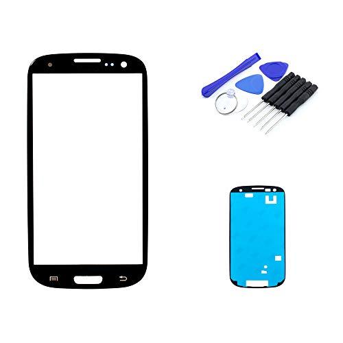 kaputt.de Front-Glas für Samsung Galaxy S3 | Ersatzglas inkl. DIY Reparatur-Set