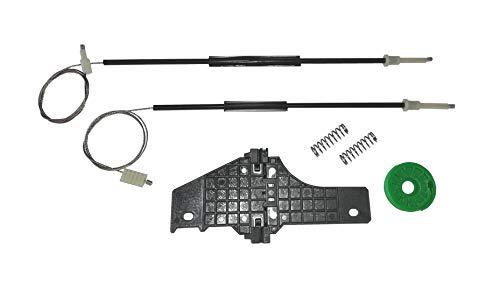 Twowinds - 9637139480 Kit de reparación de elevalunas eléctricos Delantero Izquierdo 307 Break SW