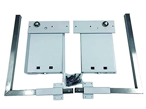 Bricolaje Murphy Wall Bed Springs Mecanismo Kit de Hardware Soporte de Cama de Montaje Vertical de Servicio Pesado con 5 Resortes Premium para el Hogar Hotel Moderno, etc
