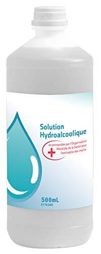 Durand Production Solution Hydroalcoolique, 500 ml