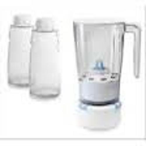 Beghelli Acqua Filter 3360P CARAFFA Acqua + 2 Bottiglie in Vetro con Tappo ERMETICO + Filtro