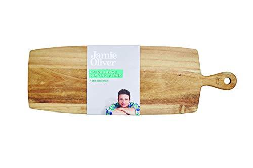 Jamie Oliver 554207 Servierbrett, Akazie