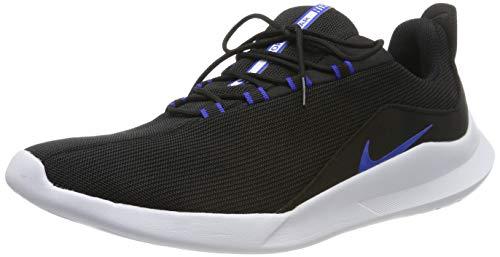 Nike Viale, Zapatillas de Running Hombre, Multicolor (Black/Game Royal/White 014), 40.5 EU