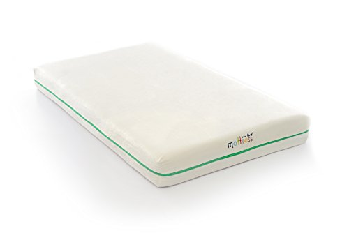 My First Flip Mattress Combination Baby Crib Mattress or Toddler Bed Mattress