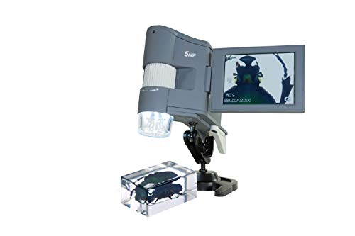 Celestron 44315-cgl Flipview 5MP LCD-HH Micro–Multi Plug