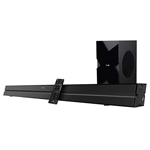 boAt Aavante Bar 1500 2.1 Channel Home Theatre Soundbar with 120W boAt...