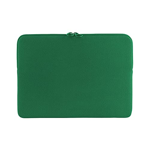 "Tucano - Crespo Sleeve Custodia per Laptop 14"" in Neoprene, Anti Slip System Contro Le Cadute accidentali"