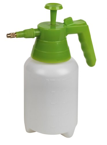 Supagarden 1 Litre Multi Purpose Pressure Sprayer Water Watering