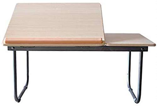 Coffee Table Muebles de sala de estar escritorio de ordenador portátil mesa de dormitorio cama plegable pequeña mesa dormitorio multifunción escritorio fácil de llevar mesa de estudio mini (color: C)