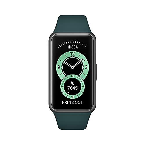 Huawei Band 6 - Fitness Tracker Forest Green