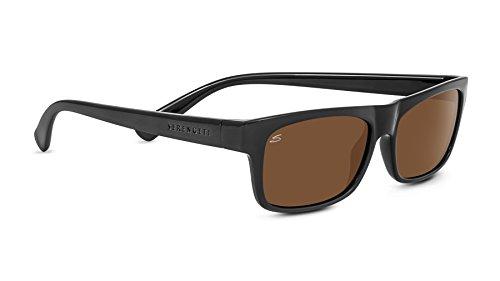 Serengeti Eyewear Sonnenbrille Rapallo, Shinyack/Polarized Drivers, 8364