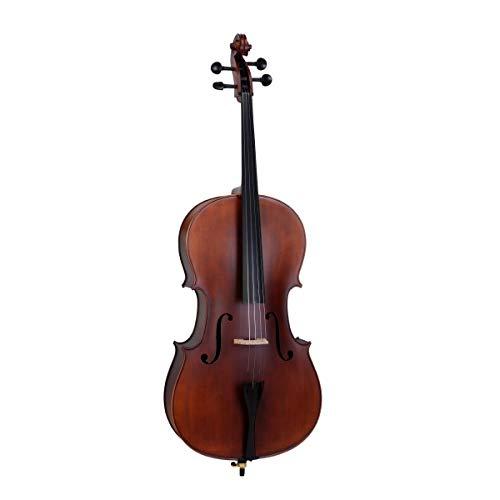 SOUNDSATION - Violoncello 3/4 Virtuoso Pro completo di borsa e archetto