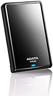 ADATA Technology DashDrive ブラック AHV620-3TU3-CBK