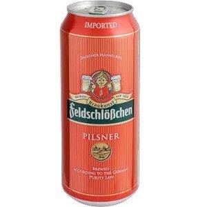 Feldschlösschen Pilsner 24x0,5l Dose inkl.6€ Pfand