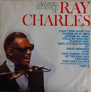 530042 LP Grandes Sucessos De Ray Charles VINYL