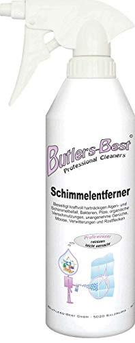 Schimmelentferner - mit Aktiv-Chlor - 500 ml Sprühflasche