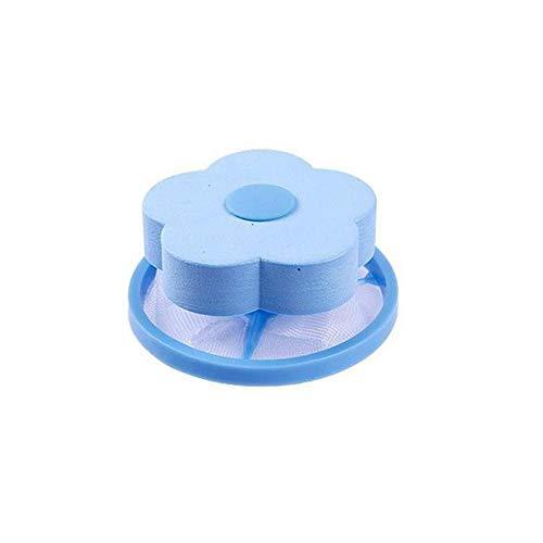 Waschmaschine Schwimmende Flusennetz Tasche, Fusselfilter Wiederverwendbarer Flusenfänger Tierhaarentferner Wäschebeutel Schwimmender Flusenfilter Wiederverwendbare Waschmaschine Filter Netzbeutel