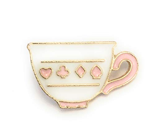 FizzyButton Gifts Emaille Theekoppen Badge Broche