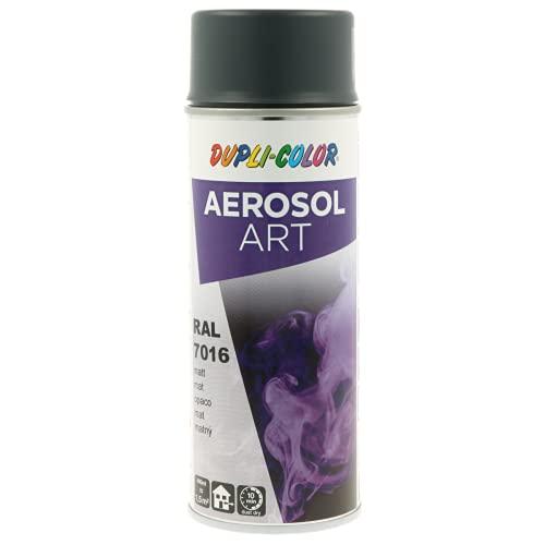 DUPLI-COLOR 741517 AEROSOL ART RAL 7016 anthrazitgrau matt 400 ml