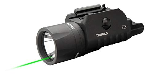 TRUGLO Tru-Point Laser Sight and Flood Light Combo for Tactical Weapons, Shotguns, and Handguns, One Size