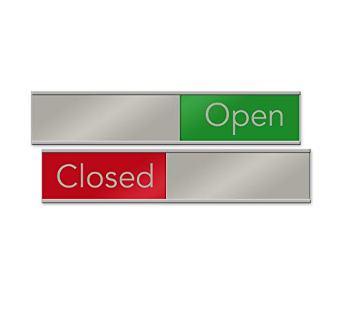 placa abierto cerrado fabricante NapTags