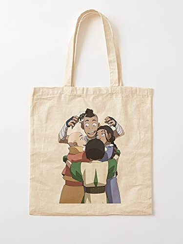 Générique Avatar Beifong Last Airbender Toph The   Canvas Grocery Bags...