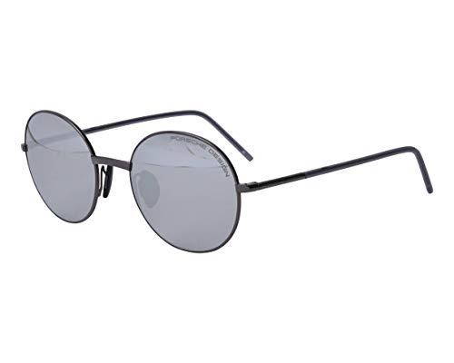 Porsche Design Sonnenbrillen (P-8631 B) messing metalisiert - grau geräuchert - grau - silber verspiegelt